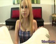 Taboo Teen Step Sis Tugs - scene 1