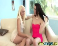 Step Sis Teen Fingering - scene 5