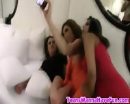 Teen Skank Ready To Party - scene 1