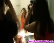 Teen Skank Ready To Party - scene 10