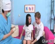 Sweet Virginal Examination - scene 5