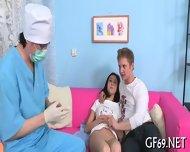 Sweet Virginal Examination - scene 6
