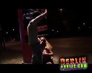 Hardcore Public Street Fuck - scene 3