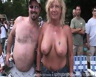 Naked Girls Outside - scene 11