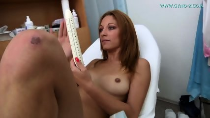 Lady Needs Gyno Exam - scene 9