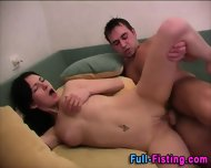 Fisted And Fucked Teen - scene 8
