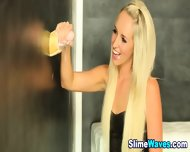 Ho Gets Sprayed Wam Style - scene 3