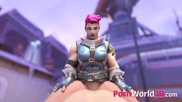 Bitches from Game Overwatch Compilation of Best Fucks Scenes