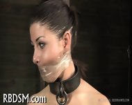 Gagged Beauty Made To Submit - scene 11