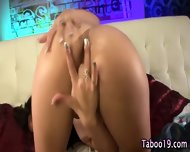 Step Sis Teen Facialized - scene 10