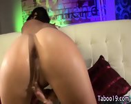 Step Sis Teen Facialized - scene 2