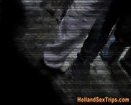 Reality Whore Sucks Rod - scene 5