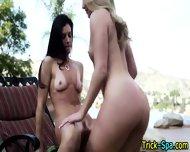 Mature Lesbian Stunner - scene 3