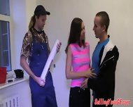 Young Couple Needs Some Cash - scene 10
