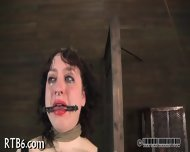 Facial Torture For Sweet Chick - scene 6