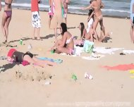 Texas Coeds Beach Party - scene 7