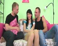 Threesome Fucking For Virgin - scene 4