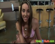 Amzing Hot Beba Does Pov Handjob - scene 4