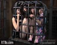 Intensive Torment For Slaves - scene 10
