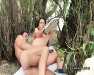 Girlfriend Gets Anal Banged Outdoor Pov - scene 5