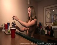 Topless Bartender - scene 4