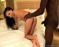 Kendra Cole Taking Black Penis