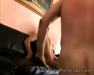 Stunning Ass Bodybuilding Model Mounts A Heavy Meatbone - scene 11