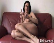 Raucous Thrashing For A Wild Slut - scene 12