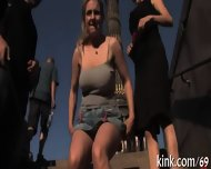 Exclusive Group Tormenting - scene 4