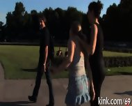 Exclusive Group Tormenting - scene 5