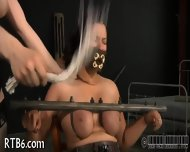 Slave Gets Ardous Caning - scene 3