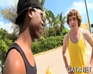 Hot Interracial Gay Sex - scene 5