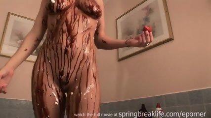 Naked Human Sundae - scene 10
