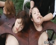 Riding On A Horny Shaft - scene 8
