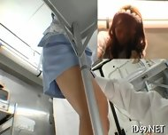 Bondage Punishment For Hot Babes - scene 2