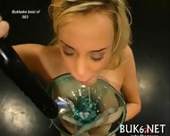 Savoring Ejected Warm Jizz - scene 9