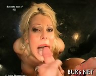 Pleasurable Facial Cumshots - scene 8
