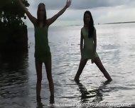 Hot Naked Duo - scene 8