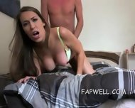 Kimber Lee Moaning As She Is Fucked - scene 9