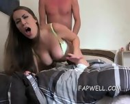 Kimber Lee Moaning As She Is Fucked - scene 10