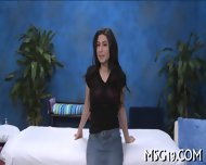 Hot Masseuse With Tiny Tits - scene 3