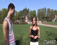 Teen Babe Wants Some Sex - scene 3