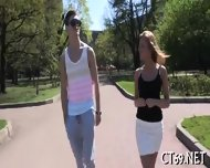 Teen Babe Wants Some Sex - scene 4