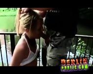 Public Sex Is Hot - scene 1