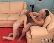 Fiery Hot Anal Riding - scene 1