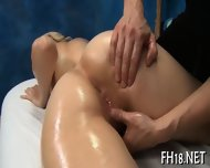 Tasting A Luscious Shaved Twat - scene 4