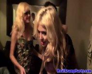 Awsome Real Babe Trio Flashing Boobs - scene 10