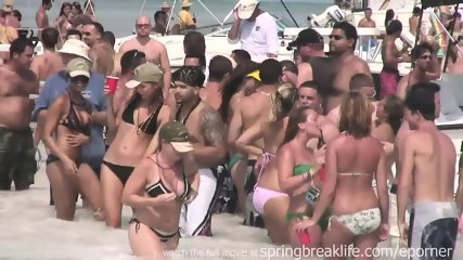 July 4th Boat Party - scene 1