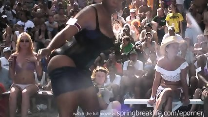 Naked Booty Shake Contest - scene 9