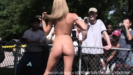 Nudist Camp Open Party - scene 8